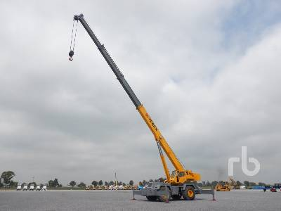 1997 TEREX / P&H RT175 75 Ton 4x4x4 Rough Terrain Crane