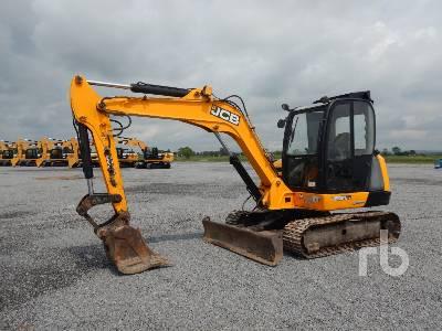 2017 JCB 8061 Mini Excavator (1 - 4.9 Tons)