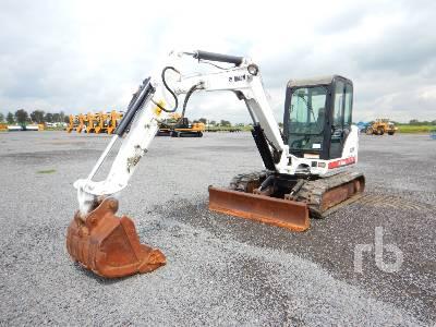 2015 BOBCAT 337D Mini Excavator (1 - 4.9 Tons)