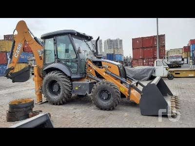 Unused 2021 CASE 851EX 4x4 Loader Backhoe