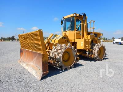 1987 CATERPILLAR 815B Converted From 816B Compactor