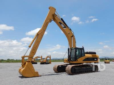 2010 CATERPILLAR 336DL Long Reach Hydraulic Excavator