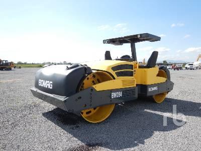 2005 BOMAG BW284 Tandem Vibratory Roller
