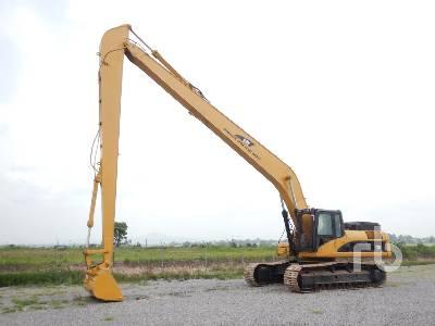 2009 CATERPILLAR 336DL Long Reach Hydraulic Excavator