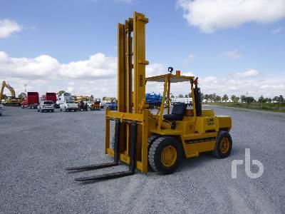 CLARK C50080 5000 Lb Forklift