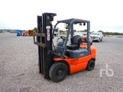 HELI CPYD25TY5 3850 Lb Forklift