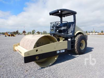2003 INGERSOLL-RAND SD100DTF Vibratory Roller