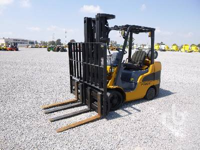 CATERPILLAR C6500 6500 Lb Forklift