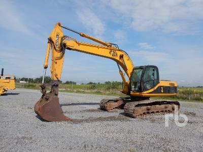 2004 JCB JS200LC Hydraulic Excavator