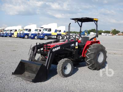 CASE 275 Utility Tractor