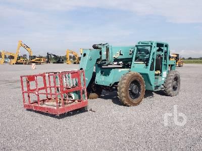2000 LULL 844C42 8000 Lb 4x4x4 Telescopic Forklift