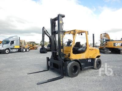 2009 HYSTER H155FT 15250 Lb Forklift
