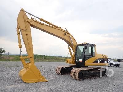 2005 CATERPILLAR 320C Hydraulic Excavator
