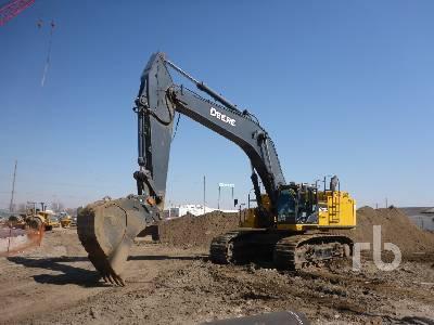 2018 JOHN DEERE 670G LC Hydraulic Excavator