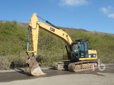 2011 CATERPILLAR 323D Hydraulic Excavator