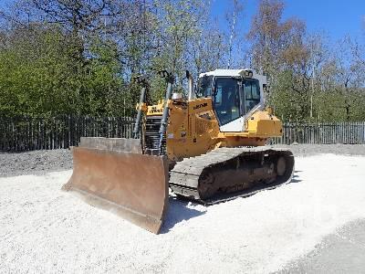 2017 LIEBHERR PR726 LGP Crawler Tractor