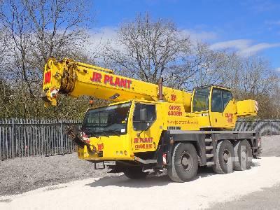 2004 LIEBHERR LTM1045-3.1 45 Ton 6x6x6 All Terrain Crane