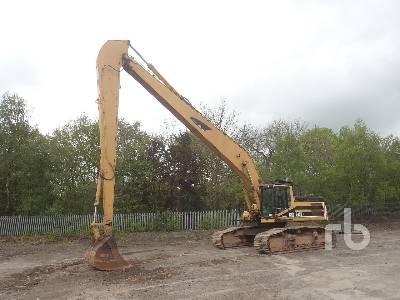2005 CAT 345B Hydraulic Excavator
