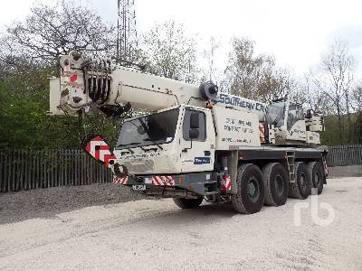 2014 GROVE GMK4080-1 80 ton 8x6x8 All Terrain Crane