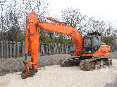 2015 DOOSAN DX225LC Hydraulic Excavator