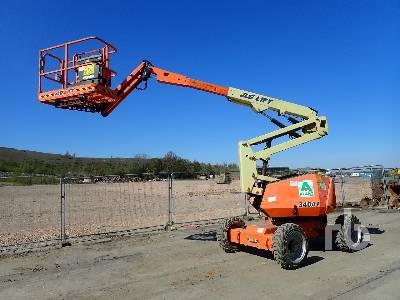 2010 JLG 340AJ Boom Lift
