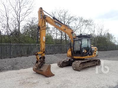 2014 JCB JS130 Hydraulic Excavator