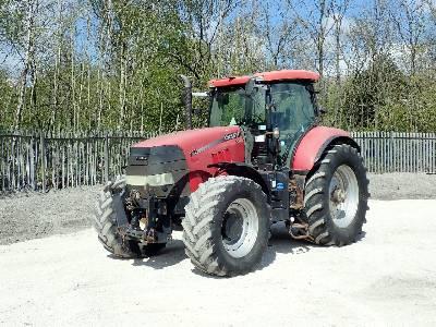 2012 CASE PUMA 170 MFWD Tractor