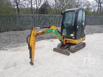 2017 JCB 8018 CTS Mini Excavator (1 - 4.9 Tons)