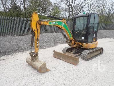 2014 JCB 8030ZTS Mini Excavator (1 - 4.9 Tons)
