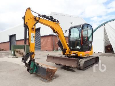 2014 JCB 8050 Midi Excavator (5 - 9.9 Tons)