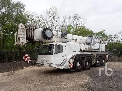 2007 GROVE GMK4100 100 ton 8x6x8 All Terrain Crane