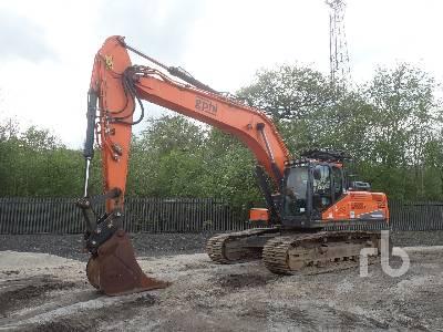 2014 DOOSAN DX300LC-5 Hydraulic Excavator