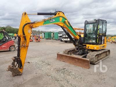 2015 JCB 86C-1 Midi Excavator (5 - 9.9 Tons)