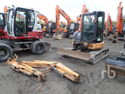 2014 CASE CX50B Mini Excavator (1 - 4.9 Tons)