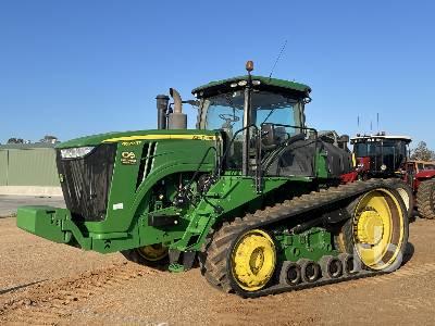 2017 JOHN DEERE 9520RT Track Tractor