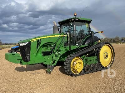 2016 JOHN DEERE 8370RT Track Tractor