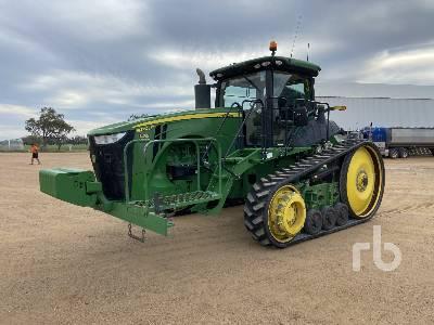 2017 JOHN DEERE 8370RT Track Tractor