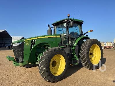 2017 JOHN DEERE 8320R MFWD Tractor