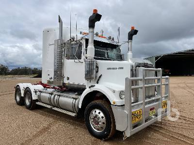 2008 WESTERN STAR 4800FX 6x4 Prime Mover (T/A)