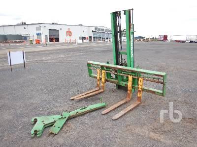 BURDER 215C36A Forklift Tractor Loader