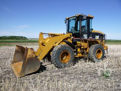 2002 CAT 924GZ Wheel Loader