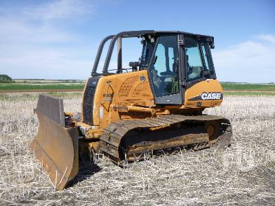 2007 CASE 850K LGP Series 3 Crawler Tractor