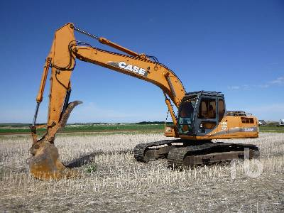 2004 CASE CX210 Hydraulic Excavator