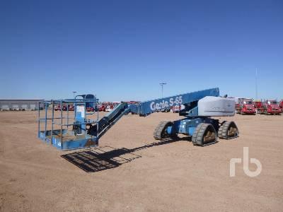2008 GENIE S-65TRAX 4x4 Crawler Boom Lift