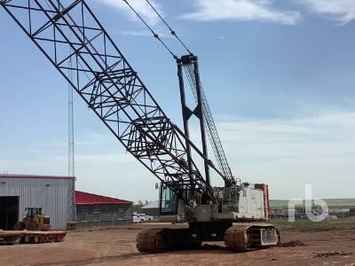 2009 LINK-BELT 218HSL Hylab 110 Ton Self-Erecting Crawler Crane