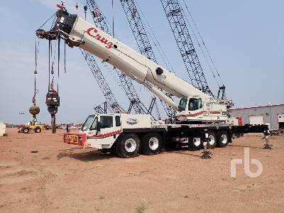 2015 LINK-BELT ATC3275 275 Ton All Terrain Crane
