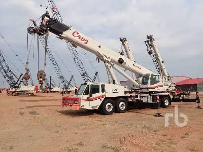 2012 LINK-BELT HTC86100 100 Ton 8x4x8 Hydraulic Truck Crane