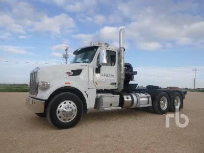 2020 PETERBILT 567 T/A Winch Tractor