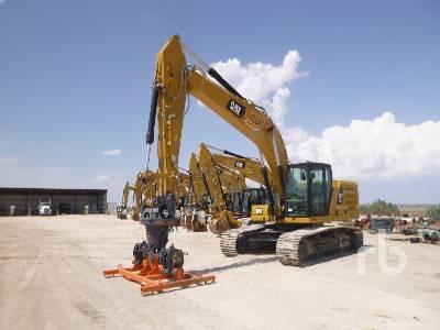 2019 CATERPILLAR 330 Hydraulic Excavator