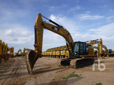 2018 CATERPILLAR 336FL Hydraulic Excavator